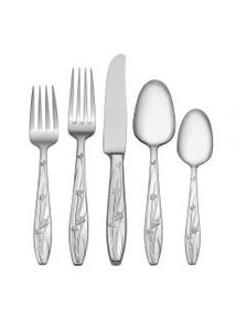 5 Piece Flatware Place Setting