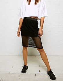 Don't Ask Why Mesh Skirt
