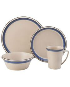 Cobalt 4 Piece Place Setting