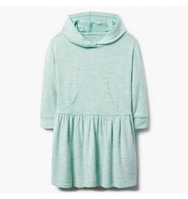 Feathersoft Hoodie Dress