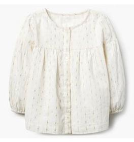 Sparkle Stitched Top