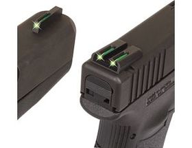TRUGLO® Tritium Fiber-Optic Pistol Sights