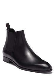 HUGO BOSS Leather Chelsea Boot