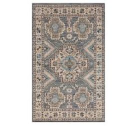 Halyn Hand-Knotted Rug - Blue Multi