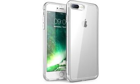 KINGSTER Clear Slim Case For iPhone 6/7/8 Plus (1