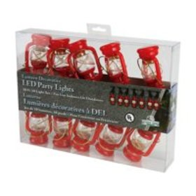 Rivers Edge Products Light Set Small Lanterns, 10
