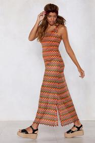 Another Crochet in Paradise Maxi Dress