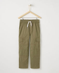 Hanna Andersson Double Knee Cargo Pants