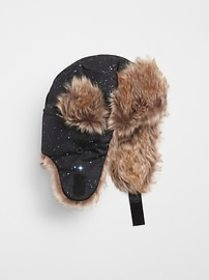 Outerspace Trapper Hat