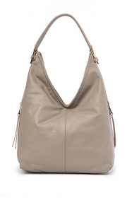 Kooba Corvus Leather Hobo Bag