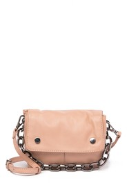 Kooba Dante Leather Mini Crossbody Bag