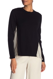 Nicole Miller Departure Stripe Sweater