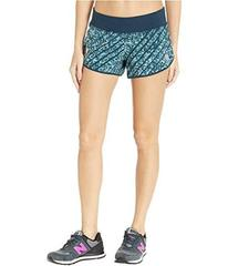 "New Balance NYCM Printed 3"" Impact Shorts"