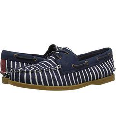 Sperry A/O Indigo Stripe