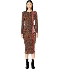 Versace Jeans Couture Long Sleeve Printed Jersey D