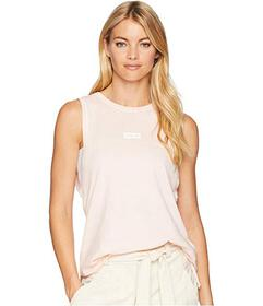 Hurley One and Only Box Biker Tank