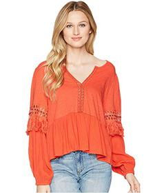 Lucky Brand Red Clay