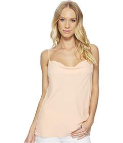 1.STATE Cowl Neck Camisole w/ Draped Back
