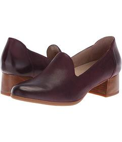Dansko Wine Burnished Nubuck