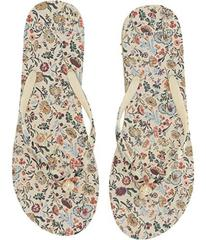 Tory Burch Printed Thin Flip-Flop