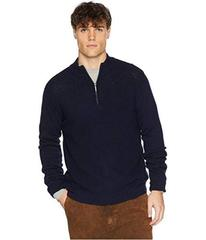 Ben Sherman 1/4 Zip Funnel Neck Sweater