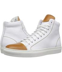 Kenneth Cole New York White/Cognac