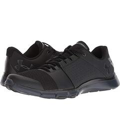 Under Armour Black/Stealth Gray/Stealth Gray