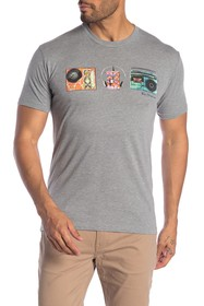 Ben Sherman Retro Music Graphic Tee