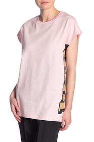 Marc Jacobs Love Graphic Tunic Tee