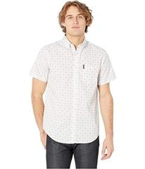 Ben Sherman Mod Geo Print Short Sleeve Shirt