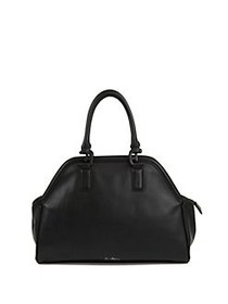 Noely Bowling Top Handle Bag BLACK