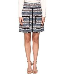 See by Chloe Tweed Pocket Skirt