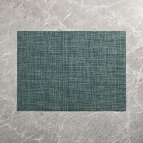 Chilewich ® Crepe Evergreen Vinyl Placemat