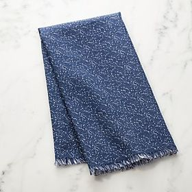 Speckle Blue Dish Towel