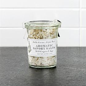 Wild Oregano And Sage Salt