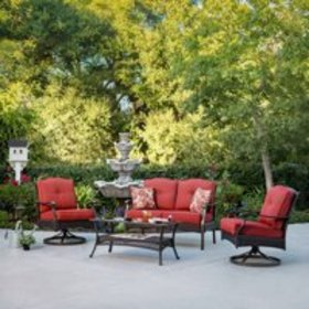 Better Homes and Gardens Providence 4-Piece Patio