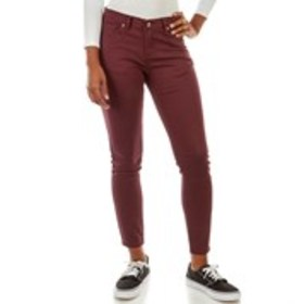 Junior Midrise Skinny Jeans with 5 Pockets