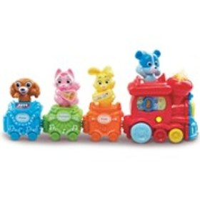 Connect & Sing Animal Train