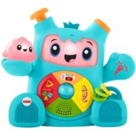 Fisher-Price Dance & Groove Rockit for Ages 6-36Mo