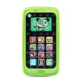 LeapFrog® Chat & Count Smart Phone - Green