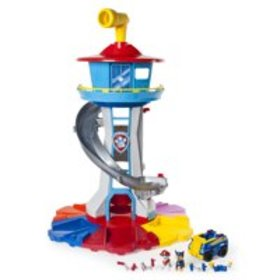 Paw Patrol My Size Lookout Tower with Exclusive Ve