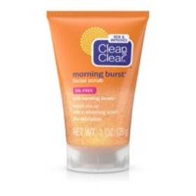 Clean & Clear Morning Burst Facial Cleanser For Da