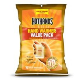 Hot Hands Hand Warmers 10 Count Value Pack