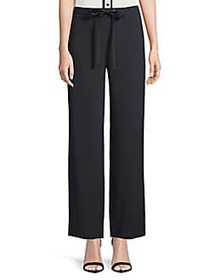 Winszlee Admiral Wide-Leg Pants DEEP NAVY
