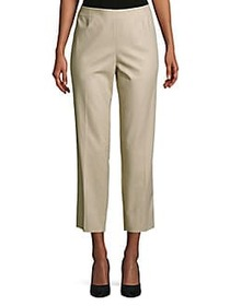 Slim Ankle Pants KHAKI