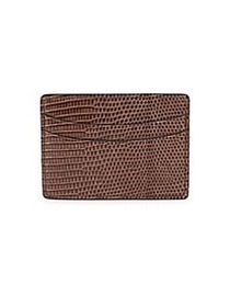 Slim Card Case BROWN