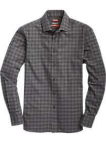 Awearness Kenneth Cole AWEAR-TECH Charcoal Check S
