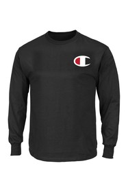 Champion Long Sleeve Logo Shirt (Big & Tall)