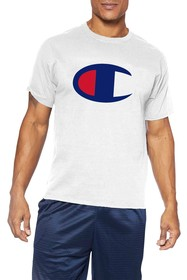 Champion Short Sleeve Large Logo Tee (Big & Tall)