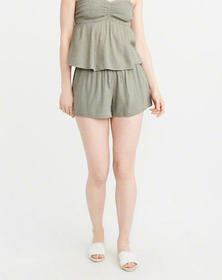 Easy Shorts, OLIVE GREEN